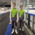 Vernon Vortex Speed Skaters Cap Off Season